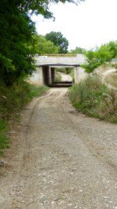 Schotterspass