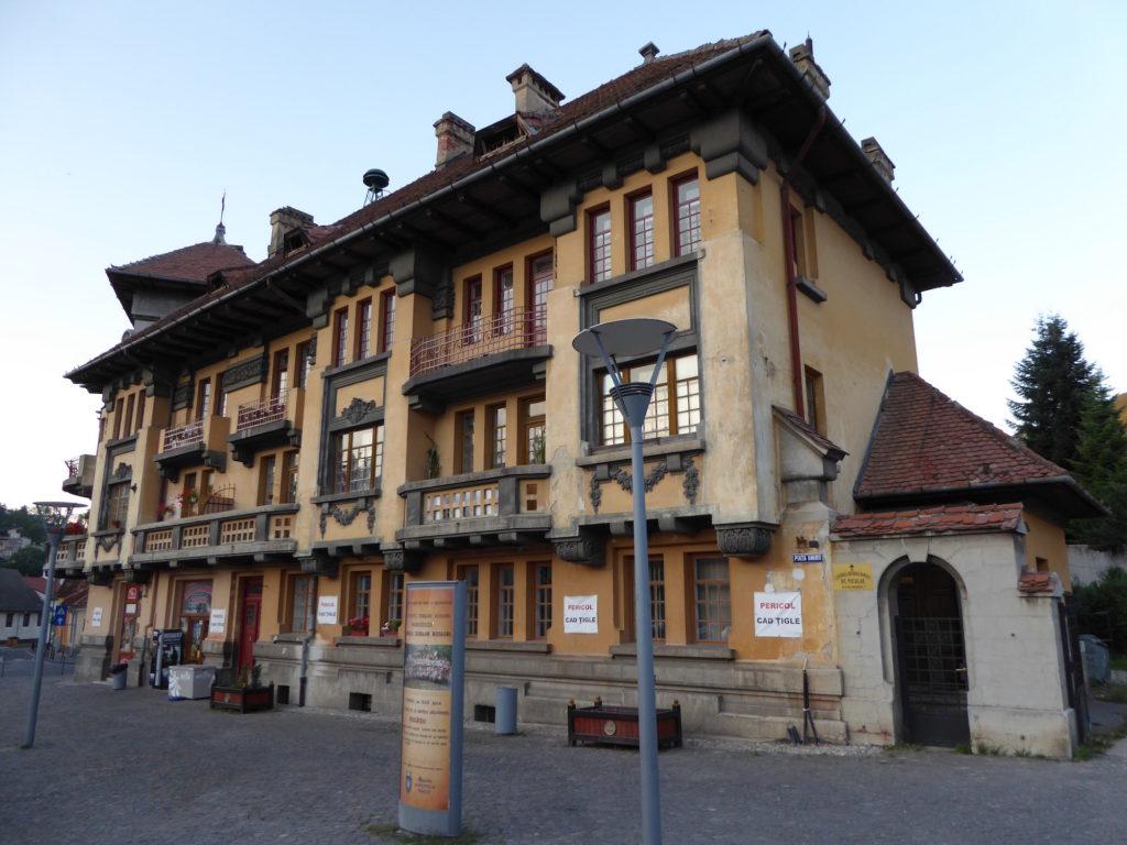 Brasov, Historisches Gebäude