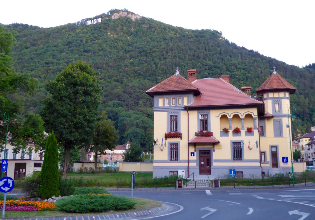 Brasov, Touristencenter