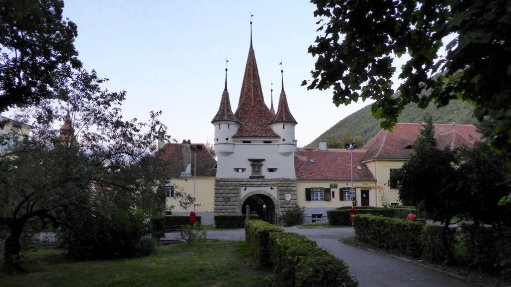 Brasov,  Märchenschloss