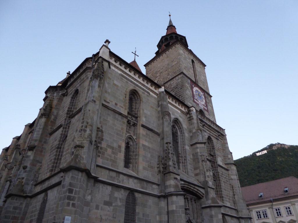 Brasov,  Schwarze Kirche