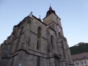 Brasov schwarze Kirche