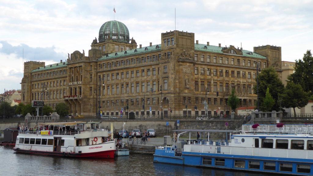 Wirtschaftsministerium Prag