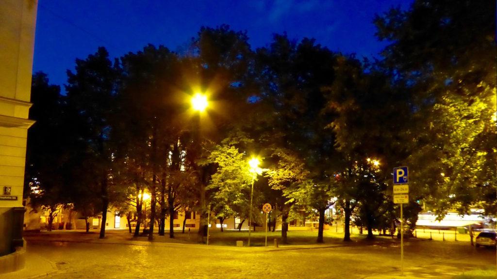 Platz in Riga