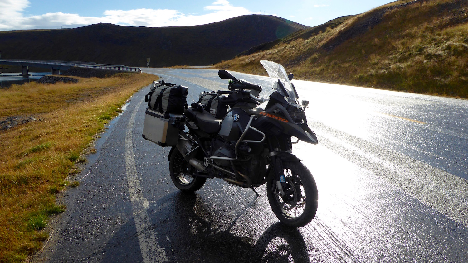 BMW R 1200 GS Adventure LC