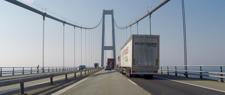 Storebaelt-Brücke