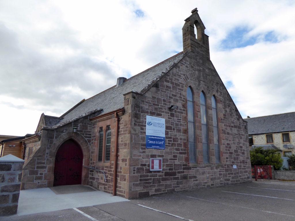Lochbroom free church