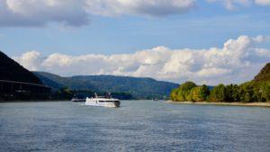 Rhein bei Andernach