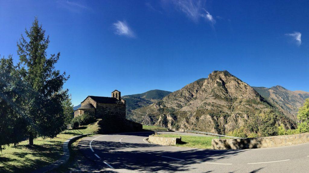 Església de Sant Cerni, Nagol, Andorra