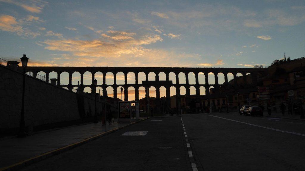 Viadukt von Segovia