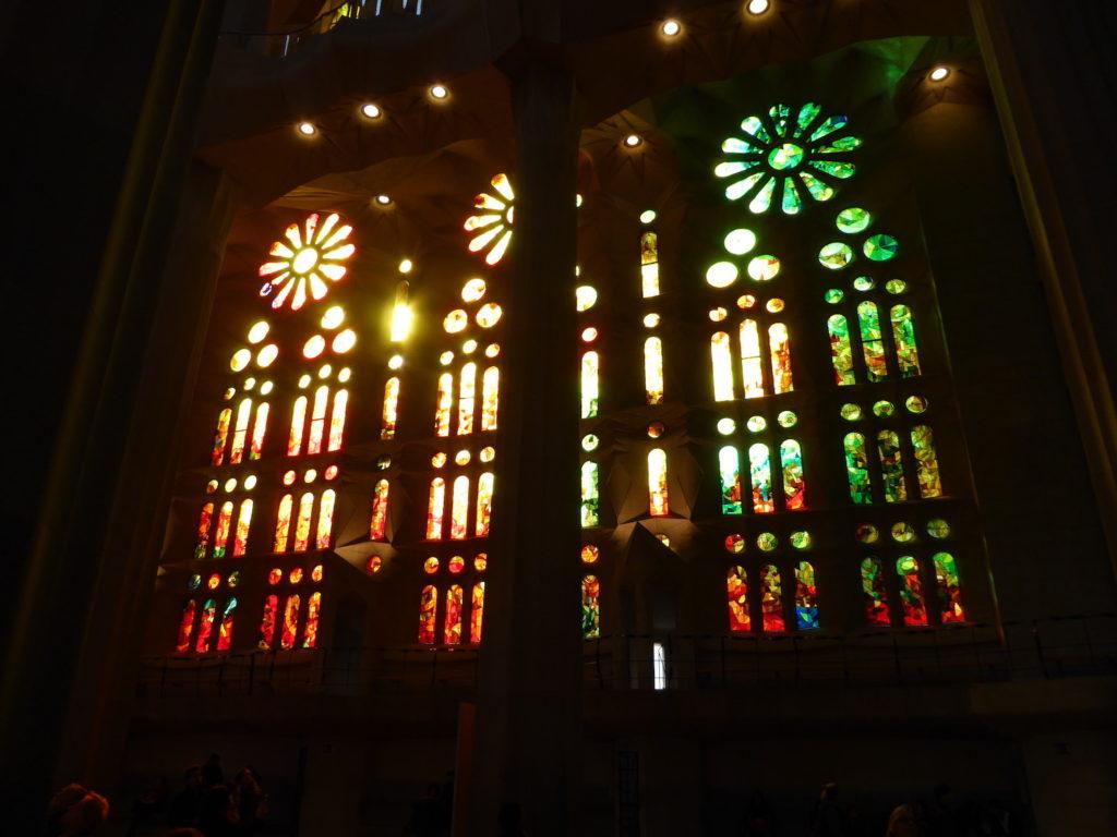 Sagrada Familia, Barcelona, Katalonien, Spanien